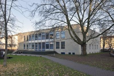 Architekturfotoaufnahmen des Ostwallmuseum am Ostwall, Dortmund