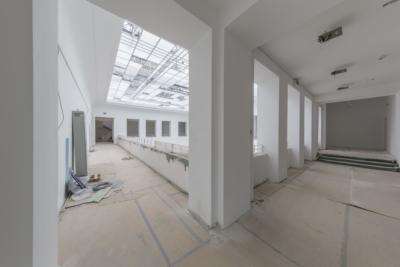 Baukunstarchiv NRW, Revitalisierung Stand September 2017