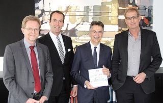 Verträge für Baukunstarchiv NRW unter Dach und Fach
