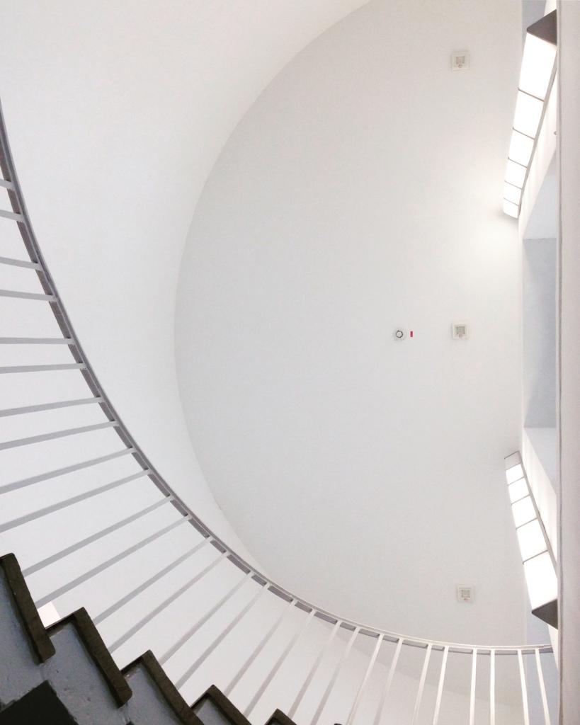 Treppenauge Baukunstarchiv NRW