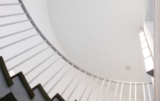 Treppenauge Baukunstarchiv NRW Ausschnitt