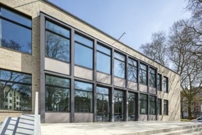 Rückansicht Baukunstarchiv NRW