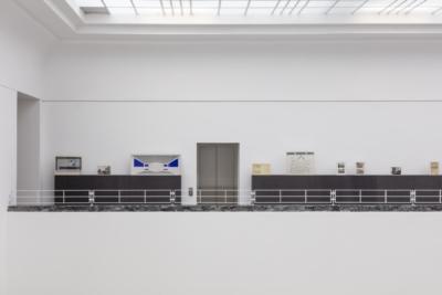 Eröffnungsausstellung im Baukunstarchiv NRW 2019, Foto: Detlef Podehl