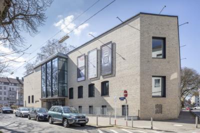 Baukunstarchiv NRW Außenansicht, Foto: Detlef Podehl