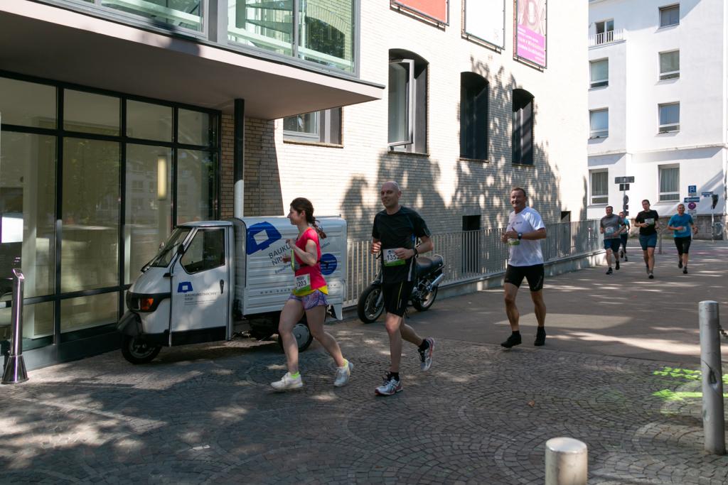 Urban Trail durch das Baukunstarchiv NRW