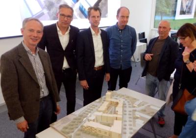 Forum Stadtbaukultur Dortmund am 27.5.2019 im Baukunstarchiv NRW - Foto: Simone Melenk