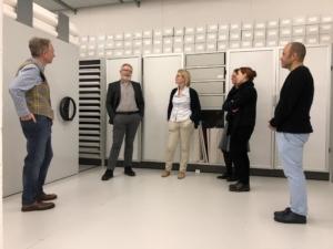 Besuch der Plakatsammlung im Folkwang-Museum
