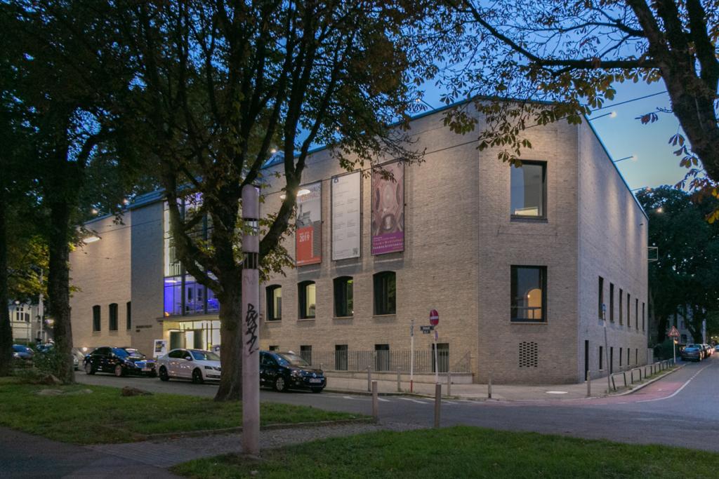 Außenansicht des Baukunstarchivs NRW