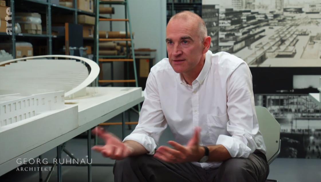 Georg Ruhnau im Baukunstarchiv NRW