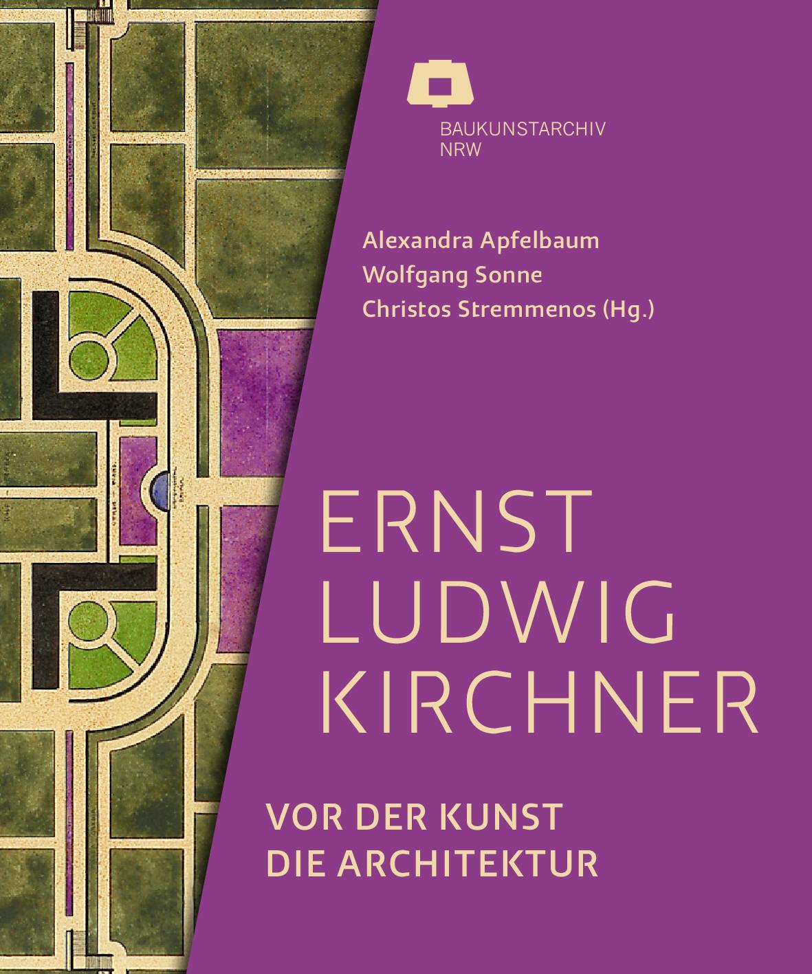 Ernst Ludwig Kirchner Katalog Cover