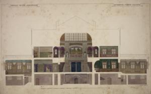 Ernst Ludwig Kirchner, Schlösschen für einen Kunstliebhaber