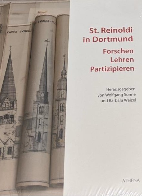 Cover St. Reinoldi in Dortmund