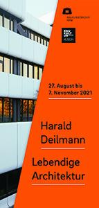 Deilmann Lebendige Architektur Plakat