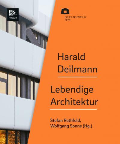 Katalog Cover Harald Deilmann - Lebendige Architektur