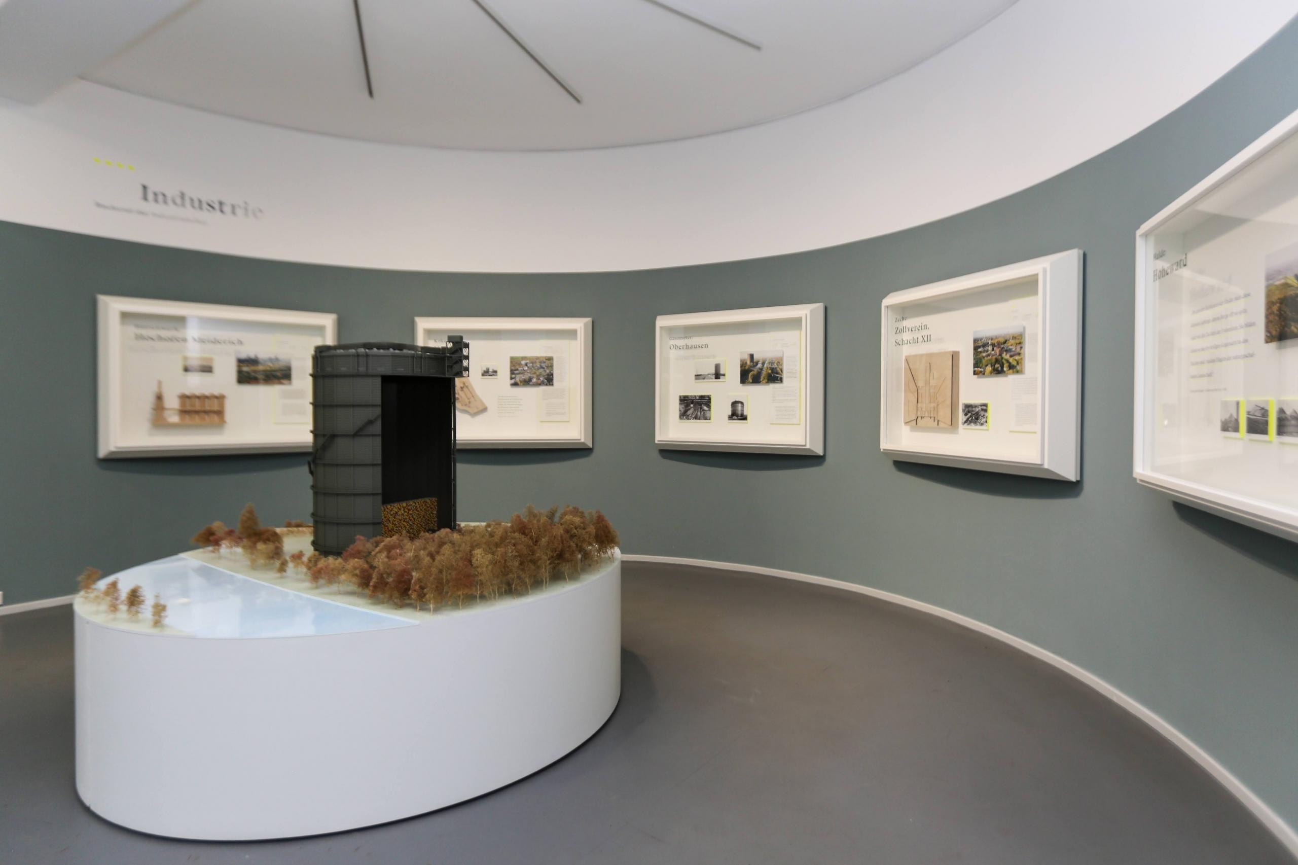 Blick in die Dauerausstellung. – Foto: Sandra Gehlich
