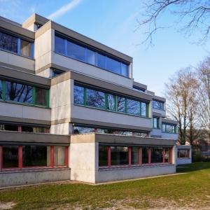 Realschule Lemgo (Harald Deilmann, 1964-1969) – Foto: Stefan Rethfeld